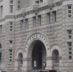 DC Mommy Adventure: Old Post Office Pavilion