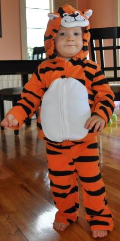 Brendan in his Tiger costume by Carteru0027s  sc 1 st  Thatu0027s It LA & ITu0027s Halloween: Adora-boo Costumes by Carteru0027s - Thatu0027s It LA