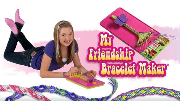 MyFBM Traveler™, Choose Friendship Company, friendship bracelets, kids crafts, award-winning, tween craft toy,