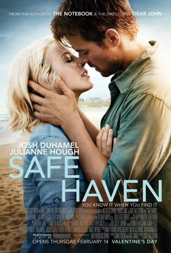 SafeHaven Movie Poster