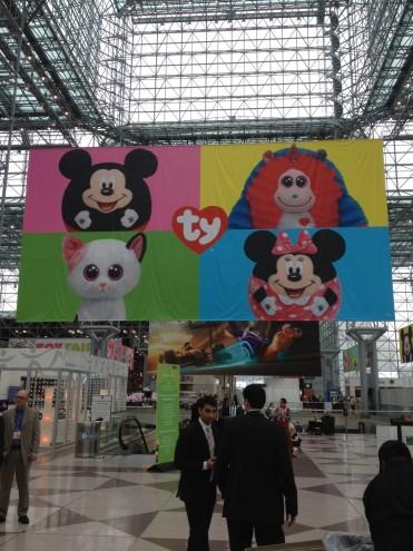 Toy Fair Atrium