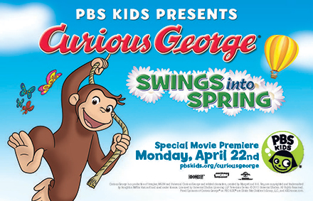 PBS Curious George