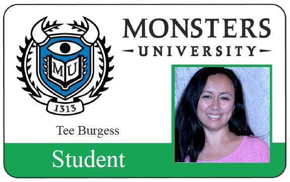 #monstersuvent_Tee Burgess
