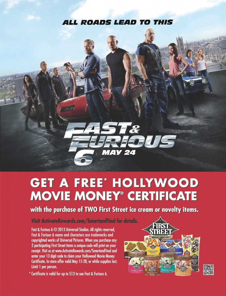 Fast6PromoTstand