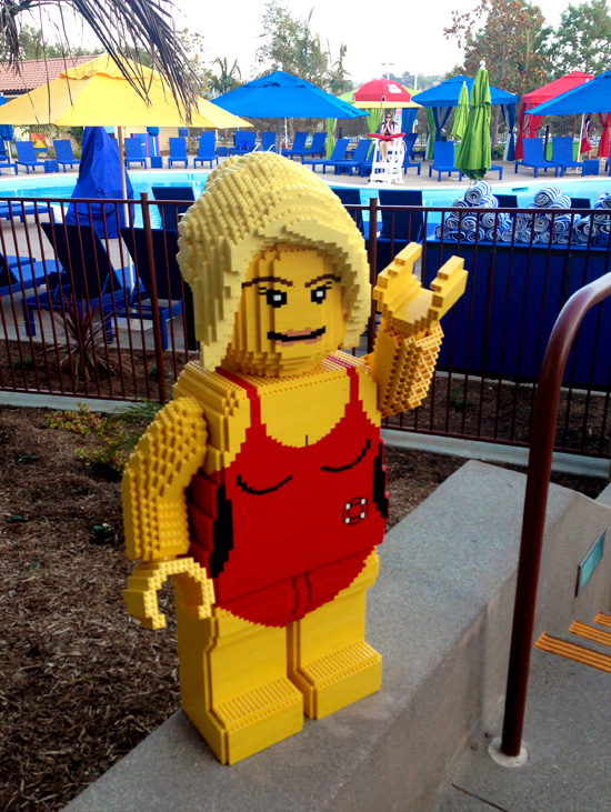 Legoland_hotel_lifeguard