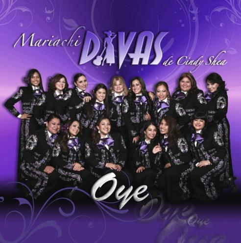 Mariachi Divas_cd
