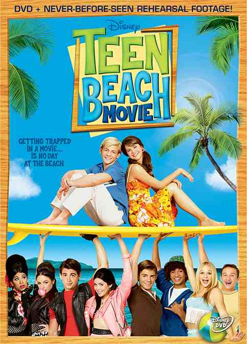 Teen_Beach_Movie DVD