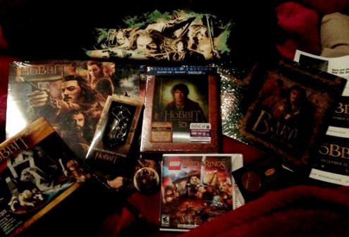 giftbag#thehobbit