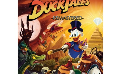Video Game Review DuckTales: Remastered #Giveaway