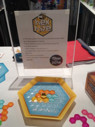 Hex Hive Game from Fat Brain Toys