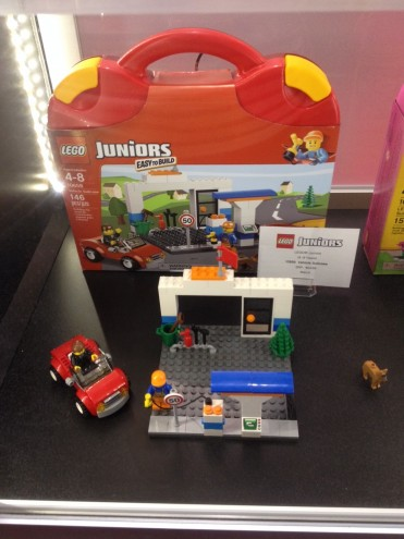 Brand New Lego Jr Sets Targeting 4-6 yr olds