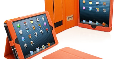 Tech Tuesday Review: Snugg iPad mini Leather Case Cover