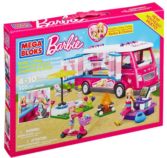 Barbie-Camper-Box