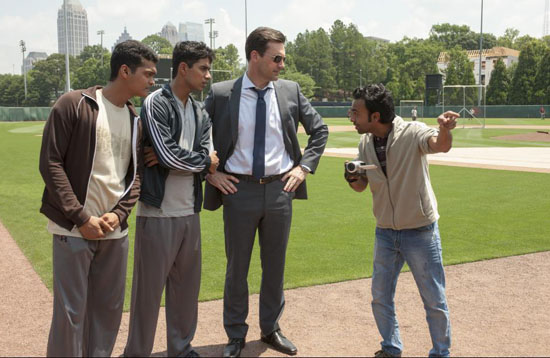 million dollar arm mattal