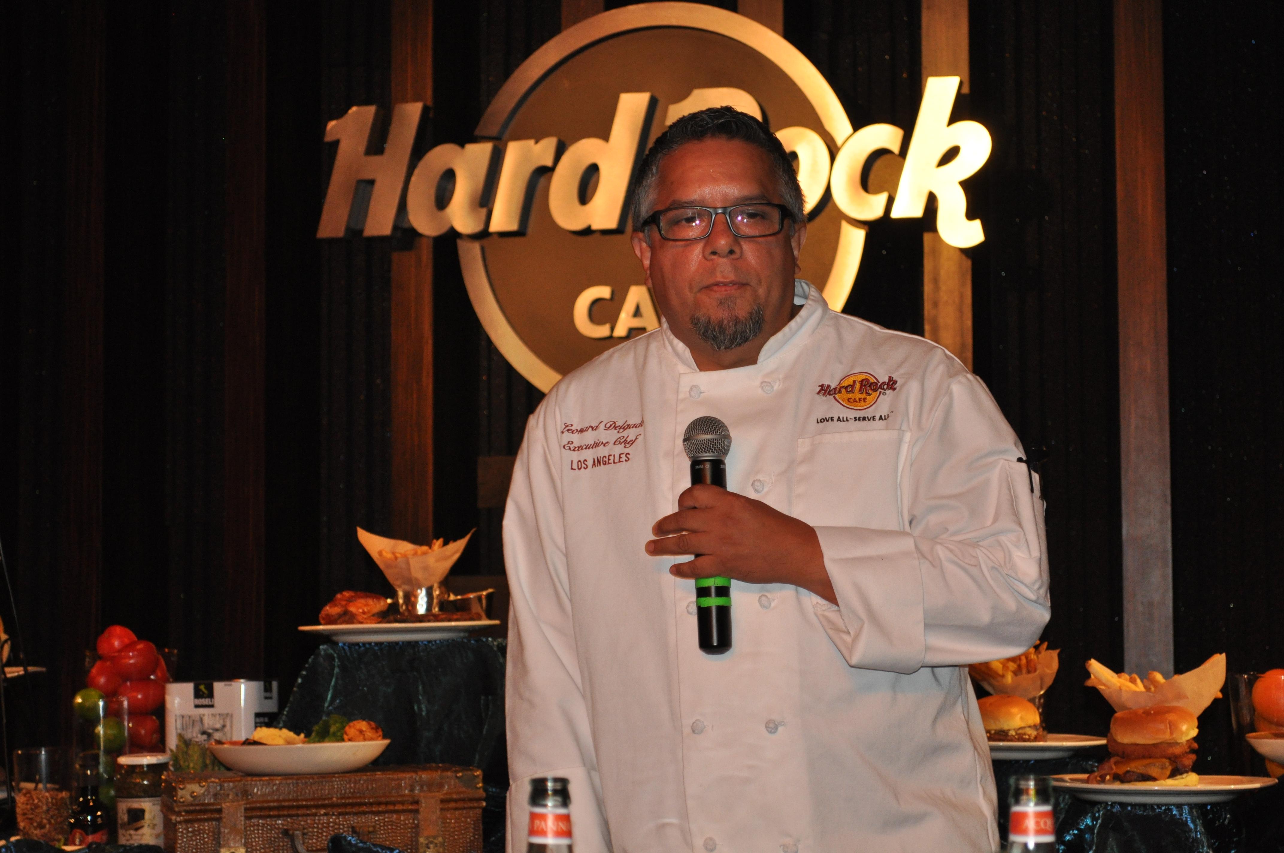 Chef Delgado