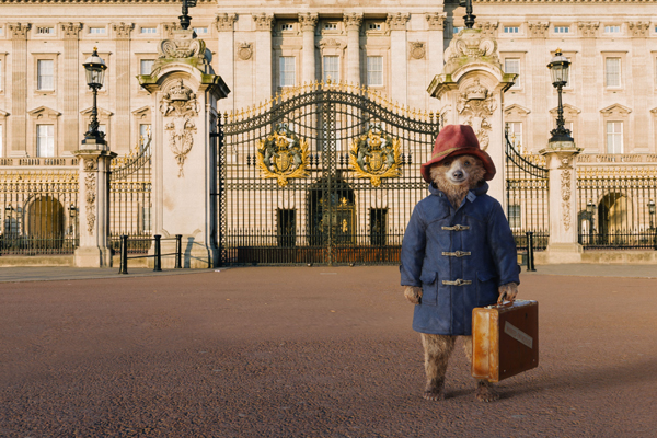 Paddington Trailer