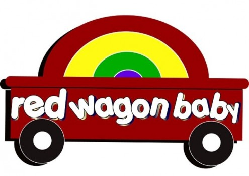 red-wagon-baby-495x349