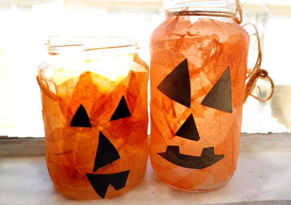 diy-craft-pumpkin-lantern