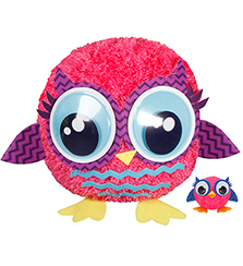Mommy & Baby Owl Pom Pals Kit