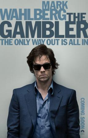 Mark Wahlberg, Paramount Pictures, The Gambler Wahlberg