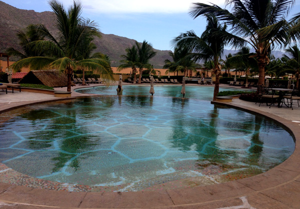 Villa del Palmar at the Islands of Loreto, family travel Loreto, Family travel baja california, Loreto, hotels in loreto, resorts in loreto, best pools resorts