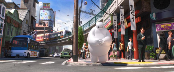 Big Hero 6, Baymax, Scott Adsit