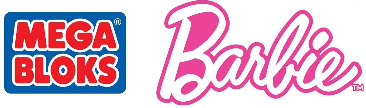Barbie, Mega Bloks, Girl's gift ideas, Build 'n Play Fab Mansion