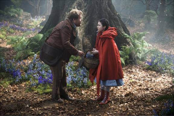 Disney's Into The Woods, Fairy tales