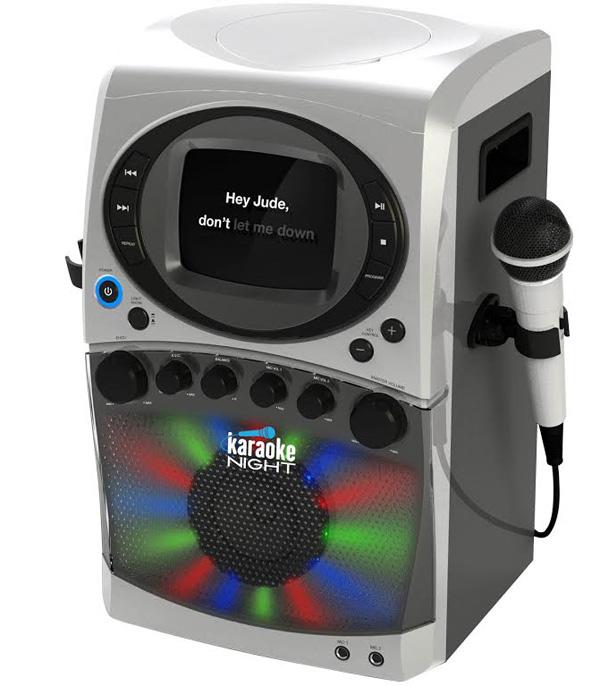 KN355 Karaoke System, Karaoke Night, Family singing