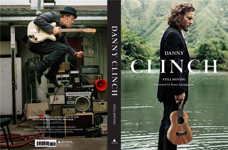 Danny Clinch, Miami, Book Review Still moving