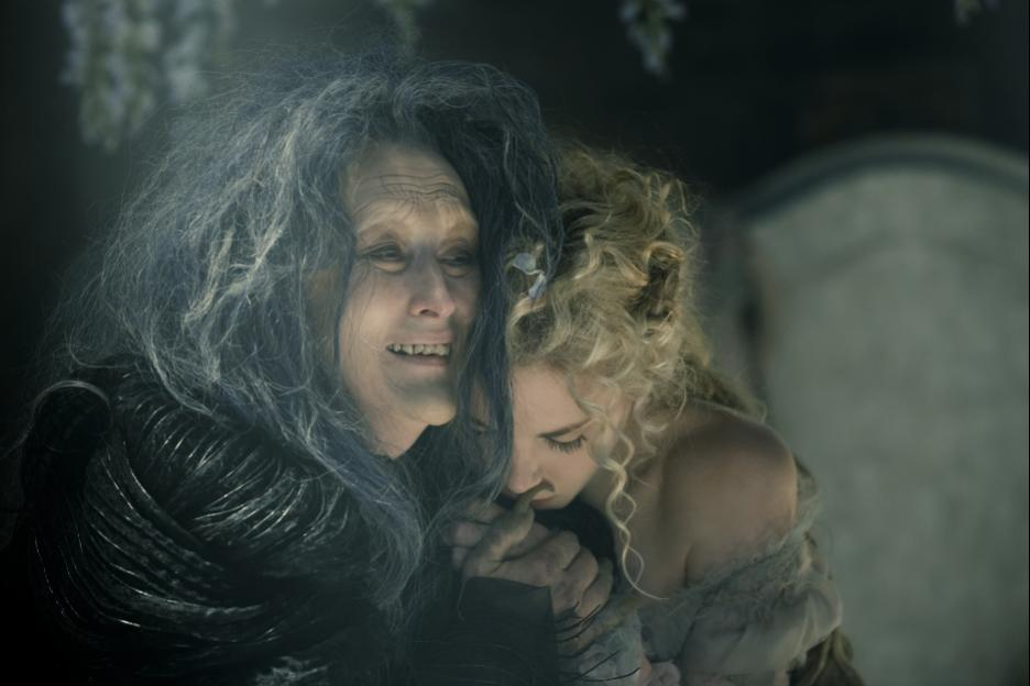 Into The Woods, Disney, Meryl Streep,