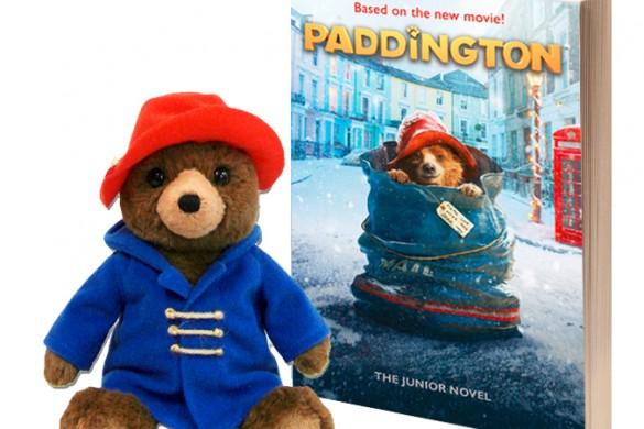 Paddington-PrizingBookPlush