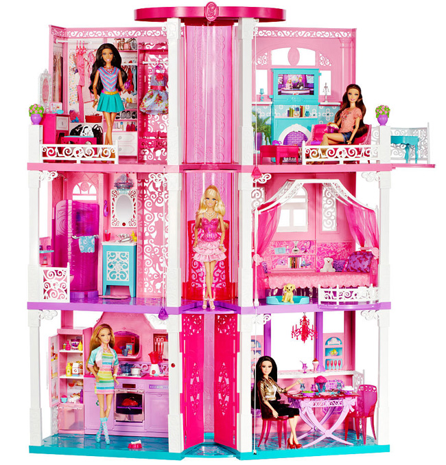 barbie dreamhouse, barbie dreamhouse tour, barbie dreamhouse assembly