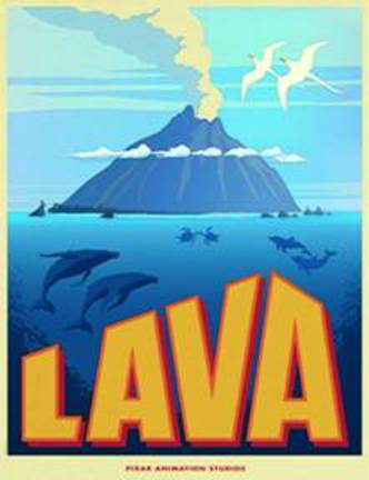Pixar, Pixar animation Lava