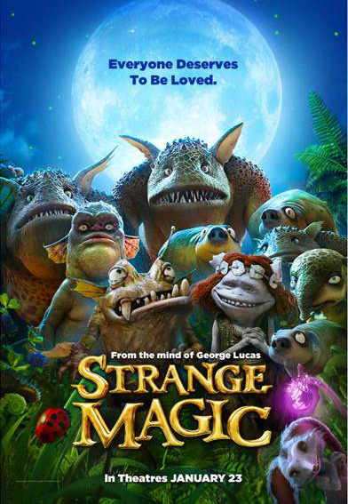 Strange magic movie, Strange Magic Elijah Kelley
