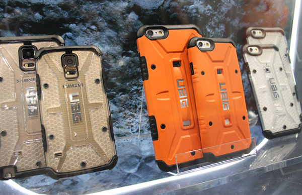 CES 2015 urban armor gear, CES 2015 urban armor gear cases