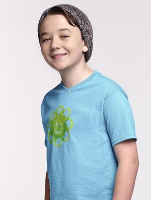 Benjamin Stockham, About a boy, nbc tv series about a boy