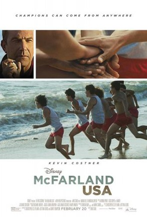 Disney McFarland USA, Cross Country, Danny Diaz McFarland
