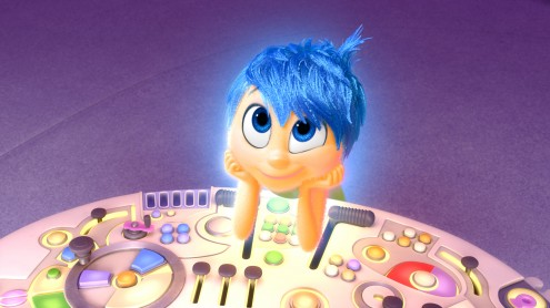 INSIDE OUT, Pixar, emotional girl