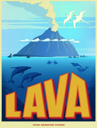 Pixar Lava, volcanoes, hawaiian culture