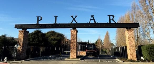 pixar-entrance