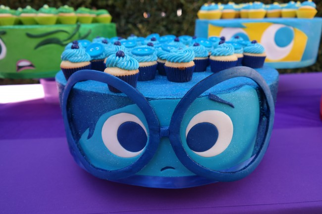 Inside Out, Sadness, Fernanda Cakes