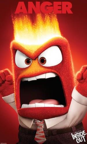 anger black