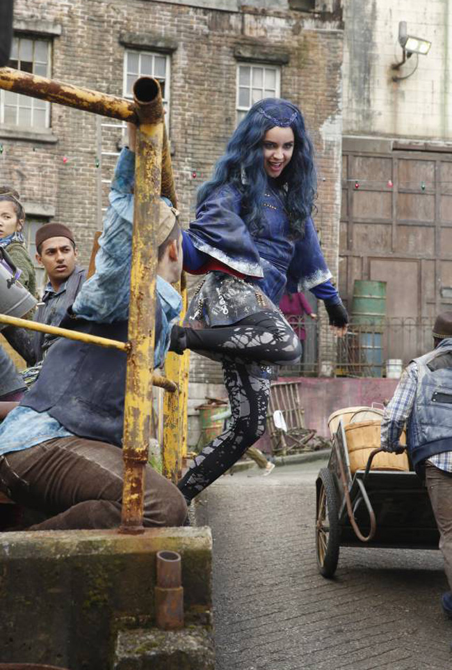 sofia Carson, Disney Descendants
