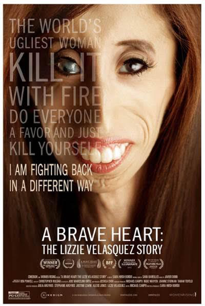 Lizzie Velasquez, a brave heart, documentaries