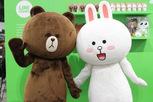 line-friends-495x330