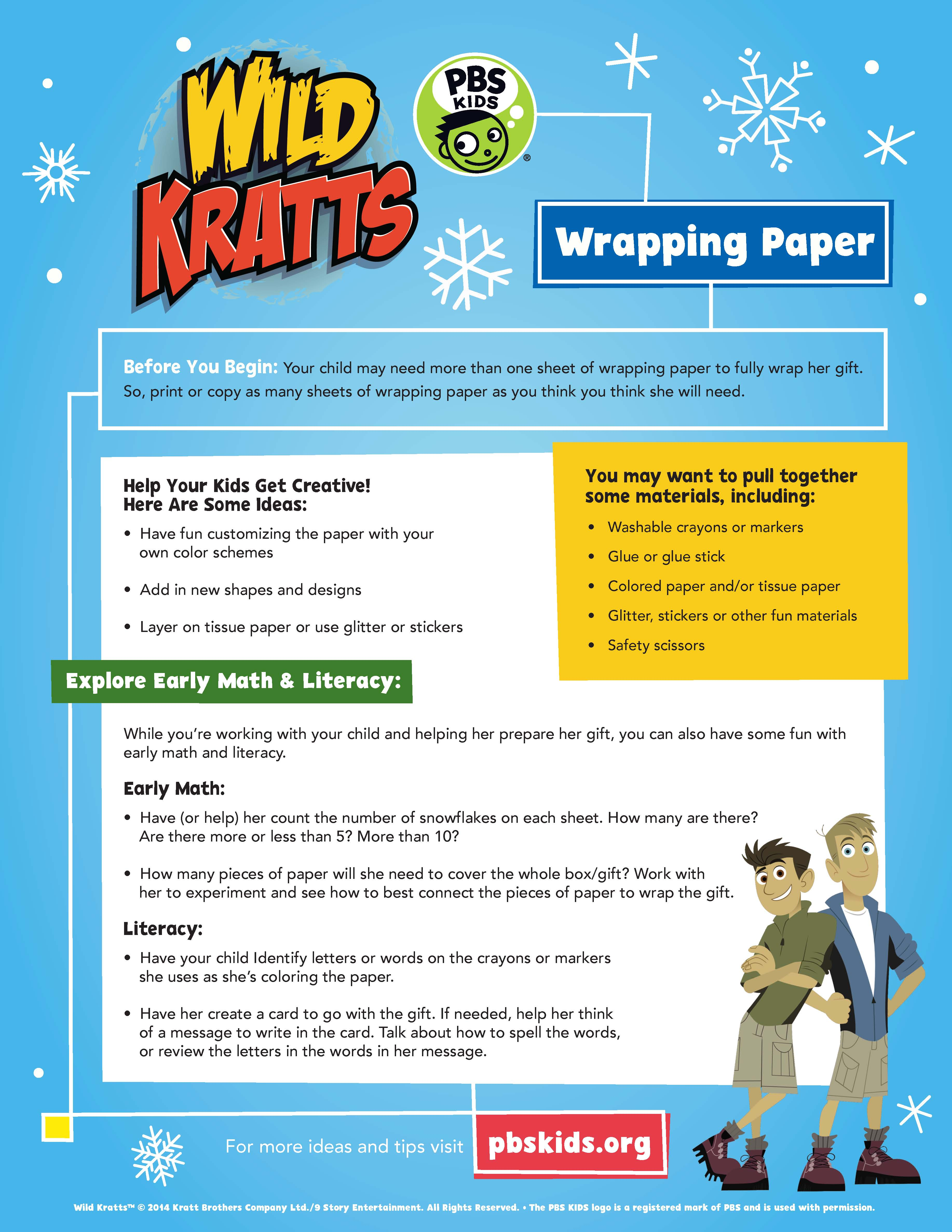 Wild kratts_wrapping paper_Page_1