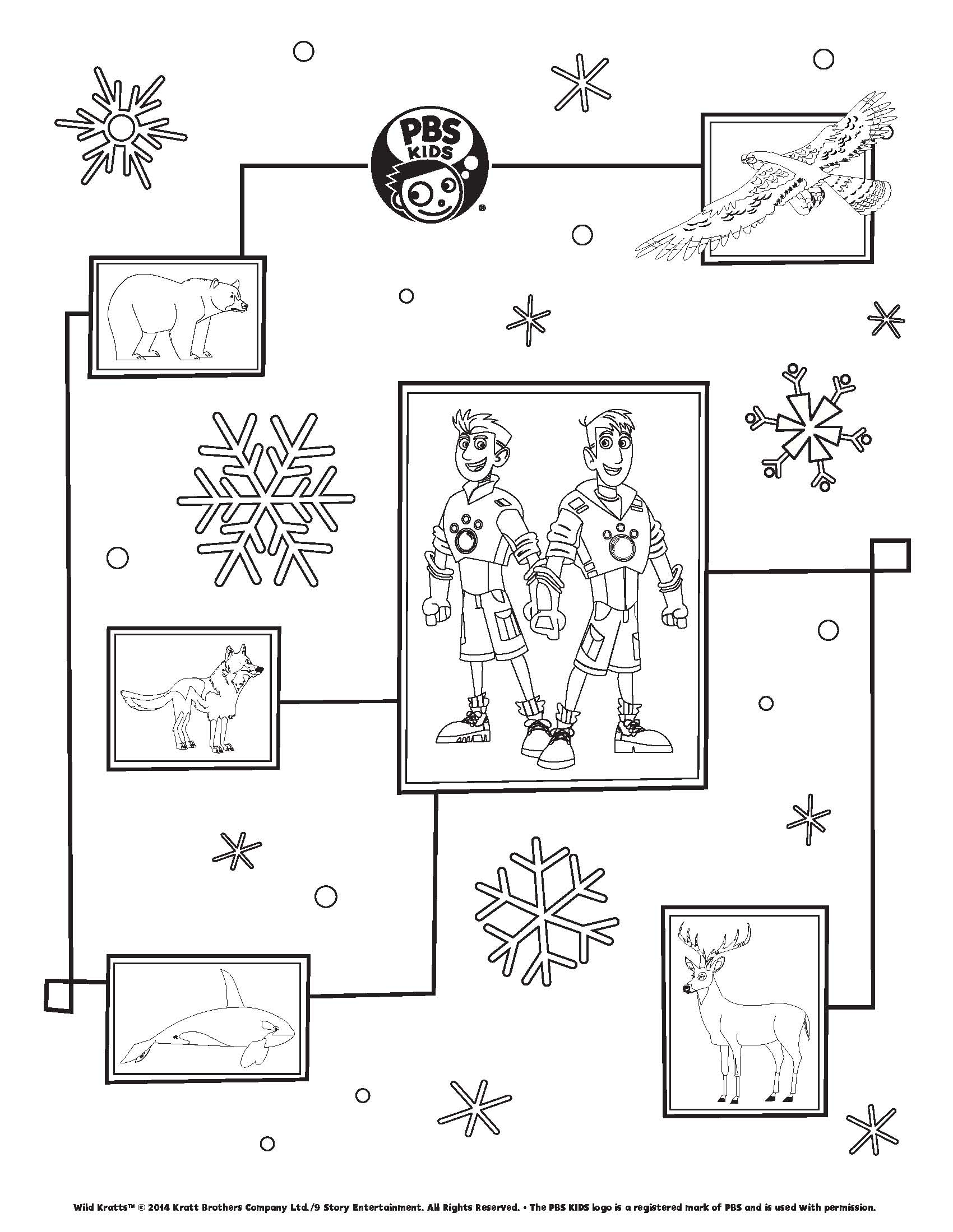 Wild kratts_wrapping paper_Page_2