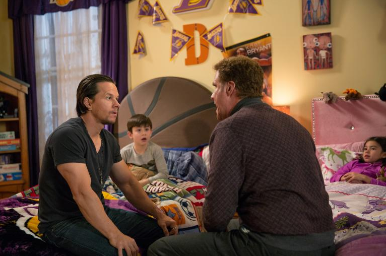 Daddy's Home Mark Wahlberg, paramount pictures daddys home