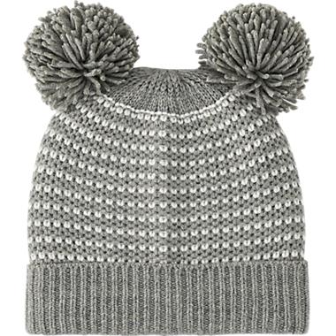 A funky Nordic grey cap for my soon to be Tween